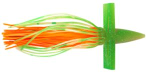 Moldcraft Hooker Soft Birds - 11 - Green/Silver/Orange