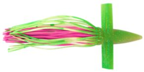 Moldcraft Hooker Soft Birds - 12 - Green/Silver/Pink