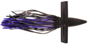 Moldcraft Hooker Soft Birds - 25 - Black/Purple
