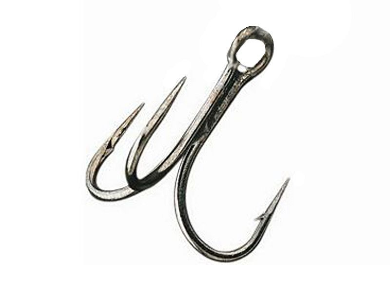 Mustad Ultra Point Treble Assist Hooks