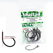 Mustad R39942NP-BN Demon Perfect Circle Hooks