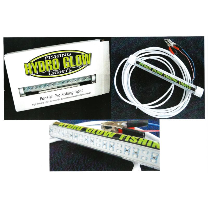 hydro glow led fish lights - melton international tackle, Reel Combo