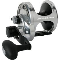 Okuma Andros A16IIa Two Speed Reel