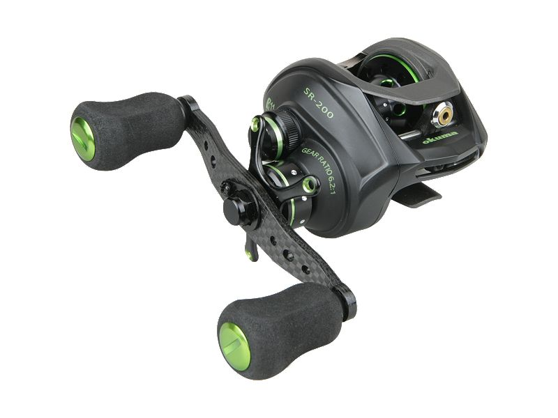 Okuma Helios Low Profile Baitcast Reel