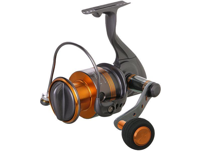 Okuma Raw II-55 Spinning Reel
