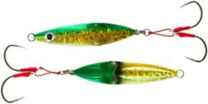 Savage Gear Squish Deep Drop Erratic Fall Jigs - Dorado