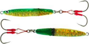 Savage Gear Squish Slim Body Erratic Fall Jigs - Dorado