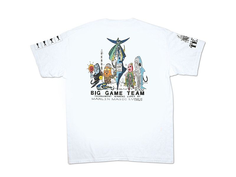 Marlin Magic Big Game Team T-Shirt