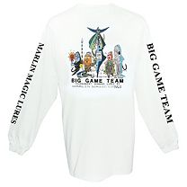 Marlin Magic Big Game Team Long Sleeve Shirt
