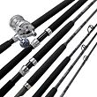 "Melton Tackle Graphite ""Boss"" Rods"
