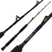 Melton Tackle Mini Tuna Lifter Stand-Up Rods