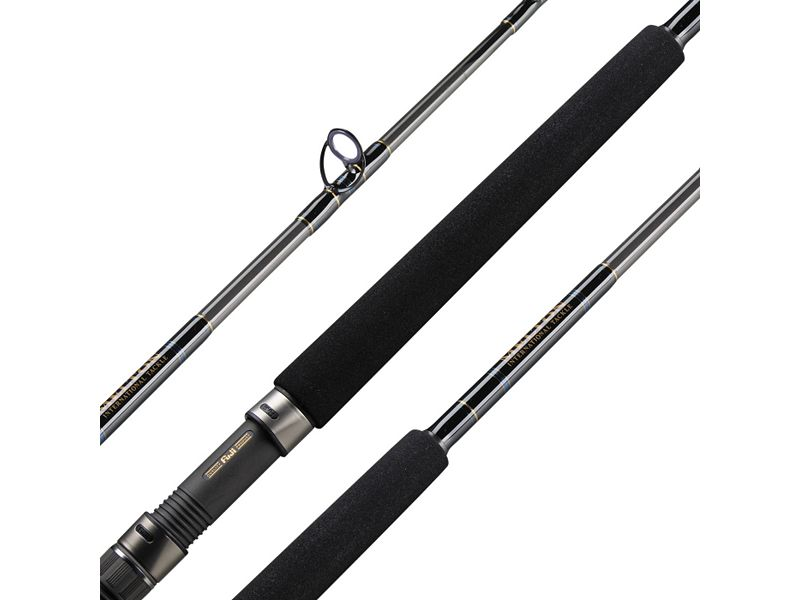 Melton tackle custom calstar graphiter live bait rods for Calstar fishing rods