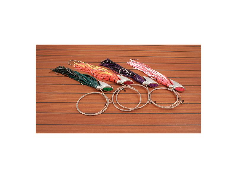 Ballyhood Trolling Shark Lures