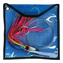 Melton Tackle Single Pocket Lure Pouches