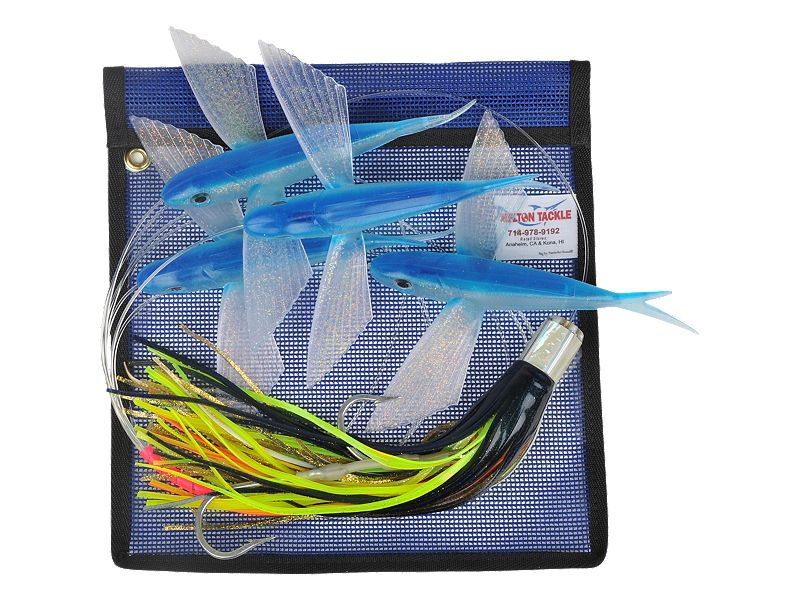 Custom Flying Fish Marlin Magic AP Chain