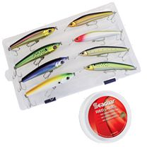 Yo-Zuri Custom Inshore Popping Pack