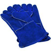 Heavy-Duty Wireman's Leadering Gloves