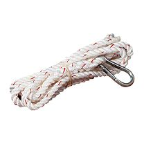 Melton Tackle Custom Safety Lines & Braided Rope Doughnut