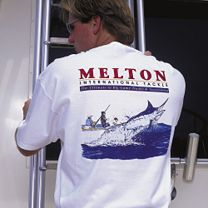 Melton International Tackle #1 T-Shirt