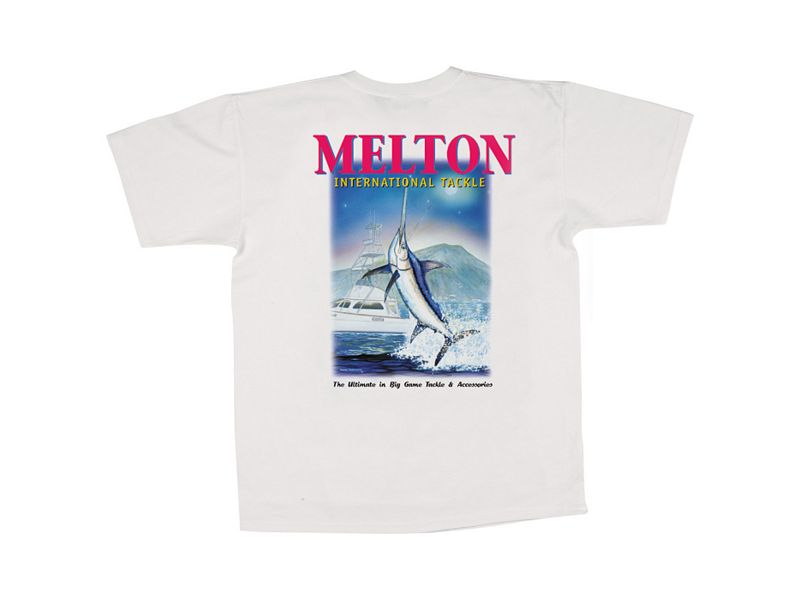 Melton International Tackle #6 T-Shirt