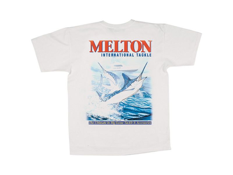 Melton International Tackle #9 T-Shirt