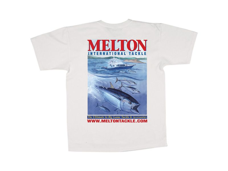 Melton International Tackle #13 T-Shirt