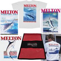 Melton Tackle Limited Edition Cover Art T-Shirt Pack