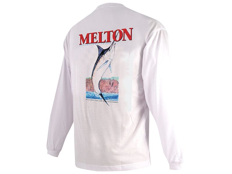 Melton International Tackle #4 Long Sleeve Shirt