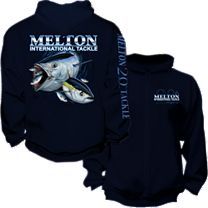 Melton Tackle 20th Anniversary Tuna Zip Hoody