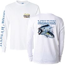 Melton Tackle 20th Anniversary Tuna Limited Edition Long Sleeve Shirt