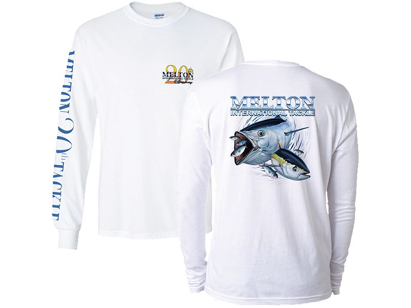 Melton Tackle 20th Anniversary Tuna L. E. Long Sleeve Shirt
