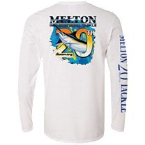 Melton Tackle 20th Anniversary Limited Edition Long Sleeve Shirt