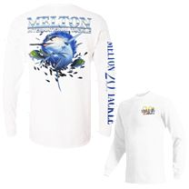 Melton Tackle 20th Anniversary Marlin Limited Edition Long Sleeve Shirt