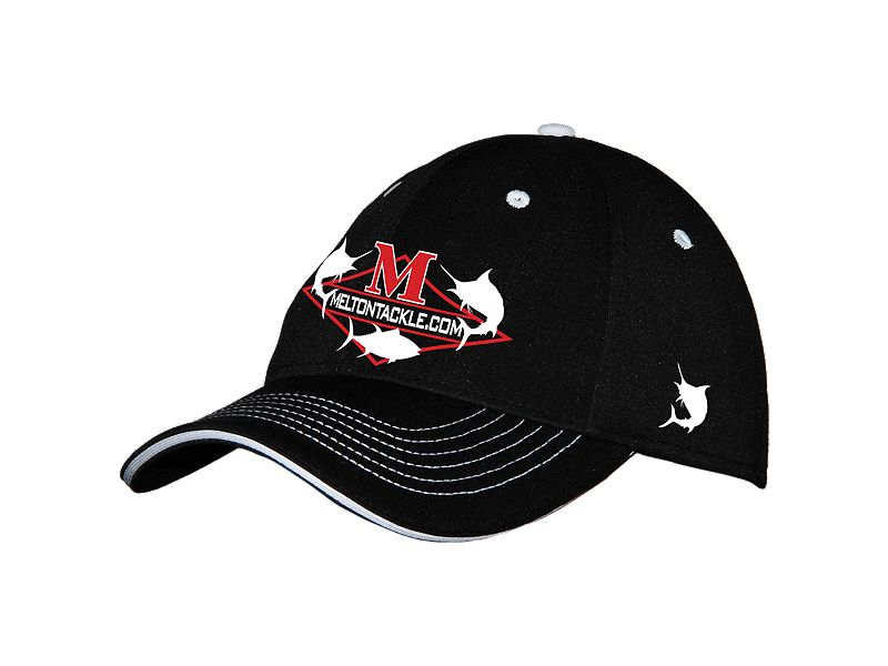 Melton Tackle Diamond Logo Tech Hat