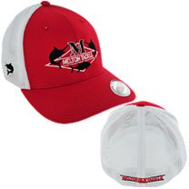 Melton Tackle Diamond Logo Mesh Hat