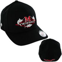Melton Tackle Diamond Logo Flexfit Hat
