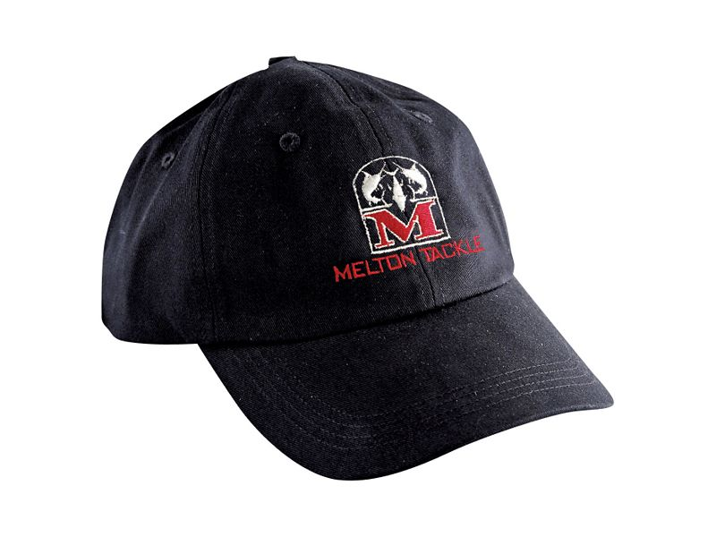 Melton Tackle Crest Logo Hat