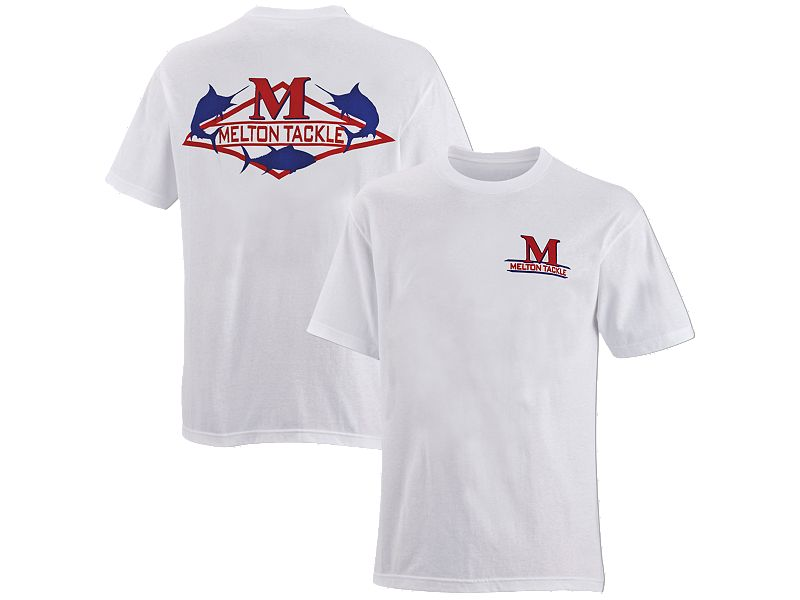 Melton Tackle Diamond Logo Youth T-Shirt