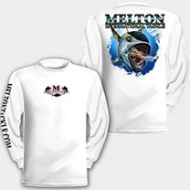 Yellowfin Magnet Long Sleeve Shirt