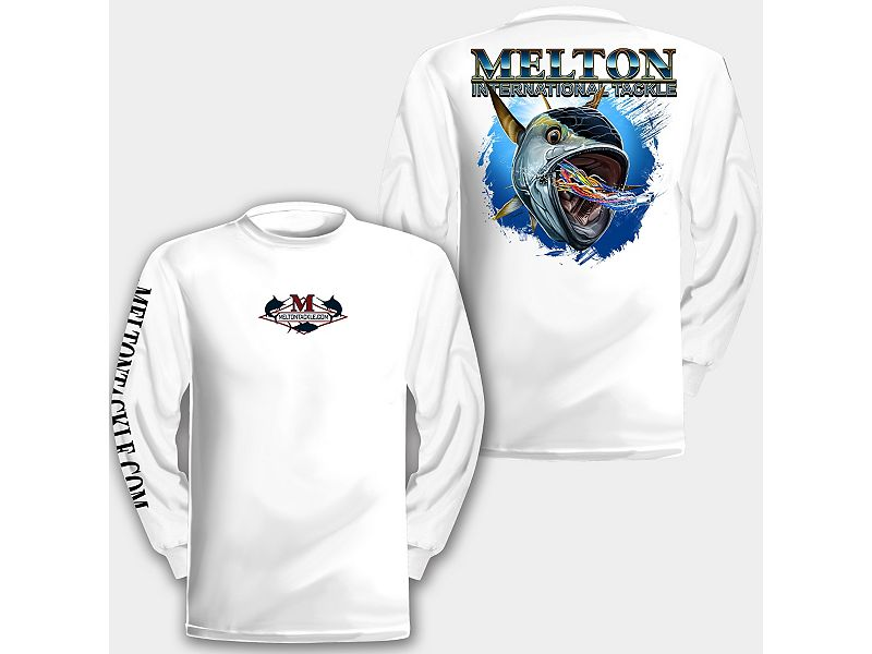 Melton Jet Series Long Sleeve Shirt
