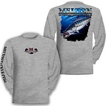 Wahoo Bullet Long Sleeve Shirt