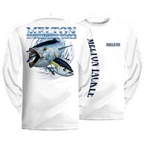 Melton Tackle Tuna Long Sleeve Shirt