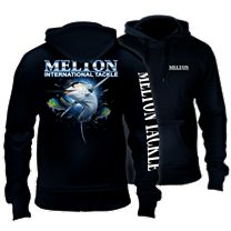 Melton Tackle Marlin Pullover Hoody