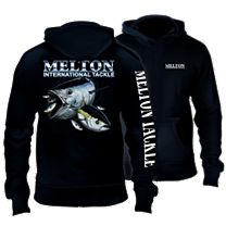 Melton Tackle Tuna Zip Hoody