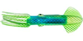 Moldcraft Squirt Nation Squids - Clear/Blue/Green