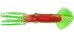 Moldcraft Squirt Nation Squids - Clear/Red/Green