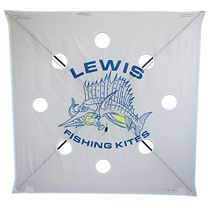 Bob Lewis Kite Hunter Gale Force 100GF Fishing Kite