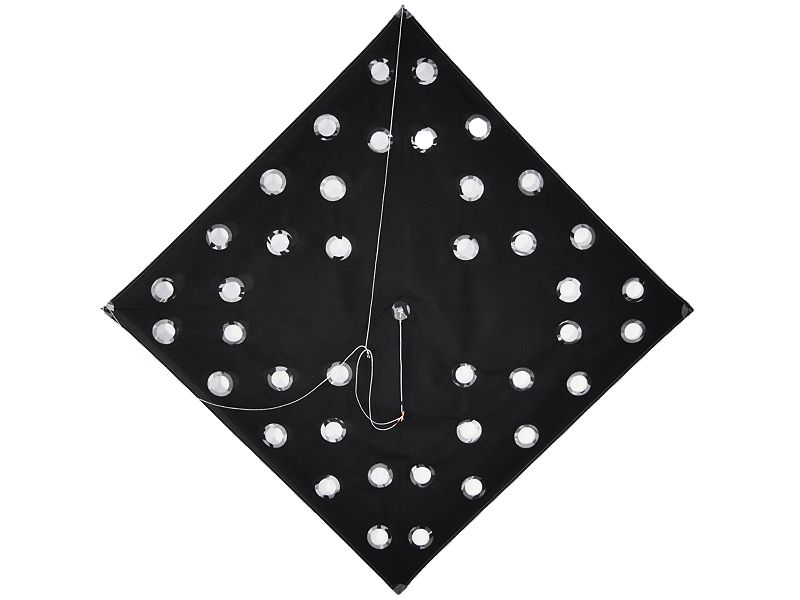 SFE Tournament Kite Black
