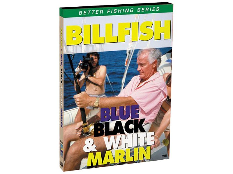 Billfish: Blue, Black & White Marlin