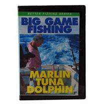 Big Game Fishing DVD